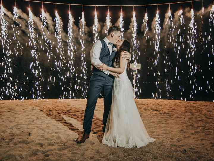 La boda de Stephany y Georgiy