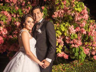 La boda de Mariana y Marcos 1