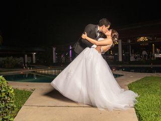 La boda de Mariana y Marcos 2