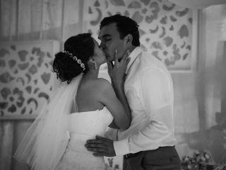La boda de Anacely y Darío