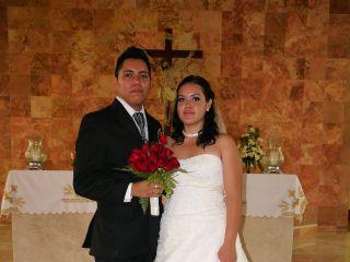 La boda de Sandra y Saidt 1