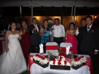 La boda de Sandra y Saidt 3