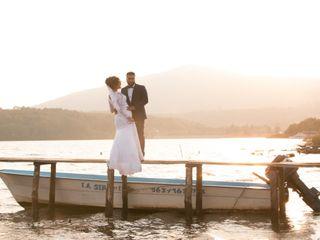 La boda de Jason y Erika