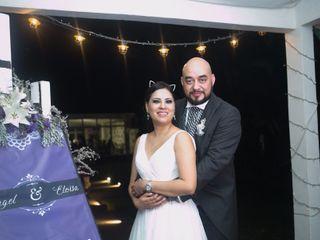 La boda de Eloisa y Angel