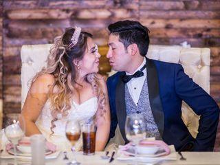 La boda de Paulina y Germán