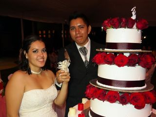 La boda de Sandra y Saidt
