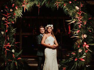 La boda de Estefania y Mikayel