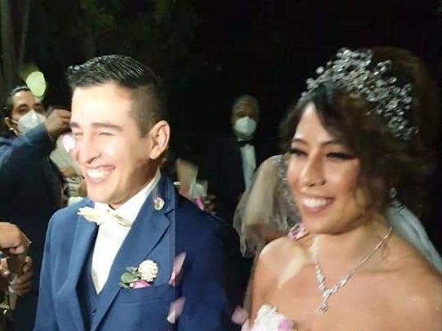 La boda de Manuel y Karina en Juárez Hidalgo, Hidalgo 11