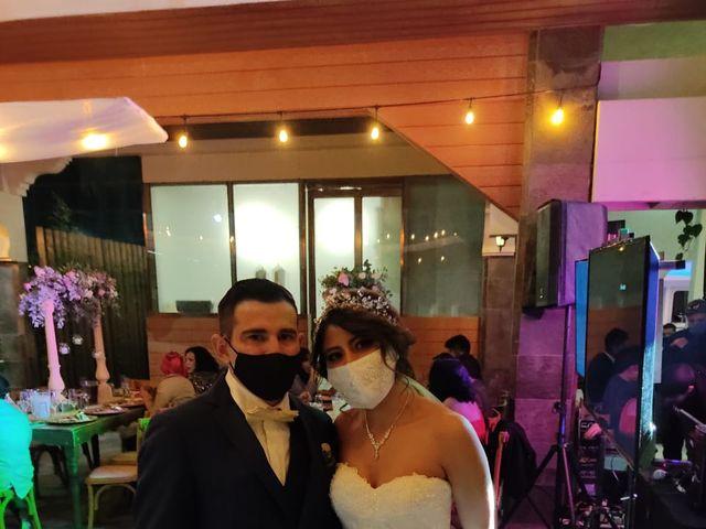 La boda de Manuel y Karina en Juárez Hidalgo, Hidalgo 13