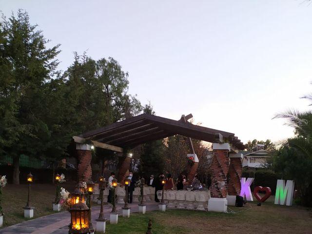 La boda de Manuel y Karina en Juárez Hidalgo, Hidalgo 16