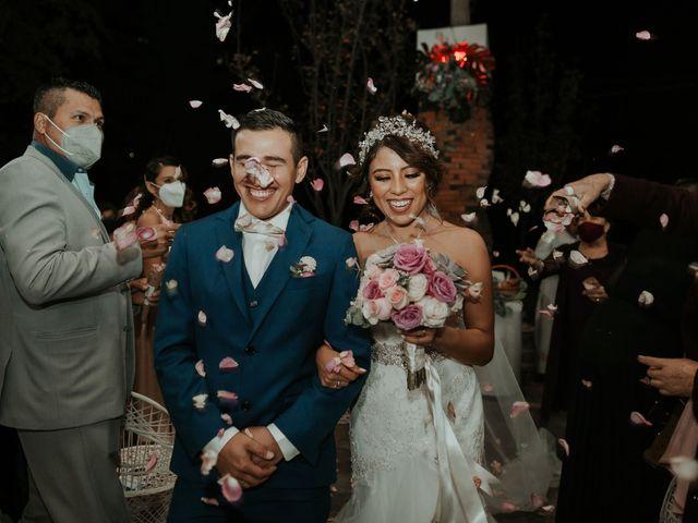La boda de Manuel y Karina en Juárez Hidalgo, Hidalgo 19