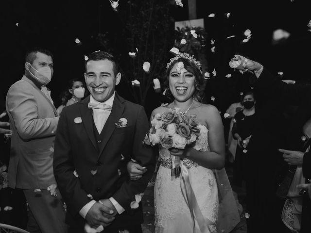 La boda de Manuel y Karina en Juárez Hidalgo, Hidalgo 20