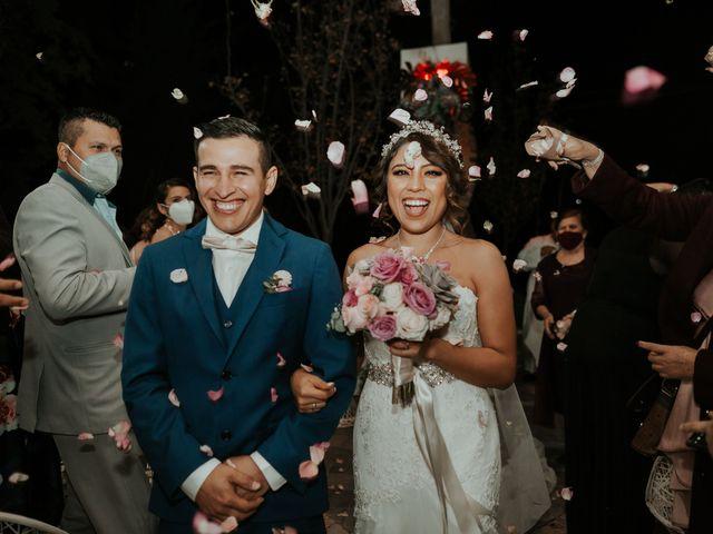 La boda de Manuel y Karina en Juárez Hidalgo, Hidalgo 1