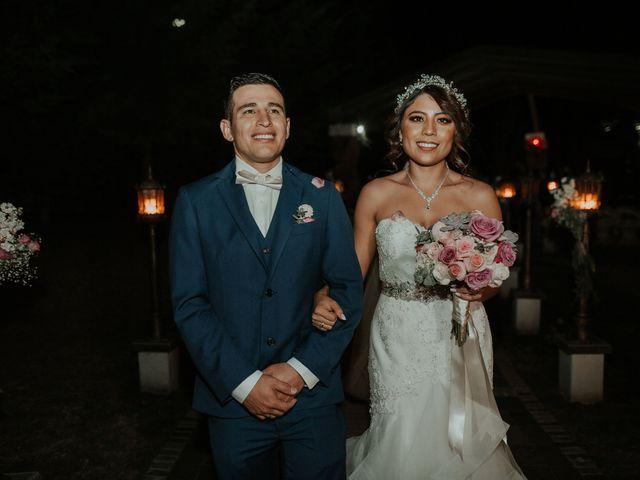 La boda de Manuel y Karina en Juárez Hidalgo, Hidalgo 24