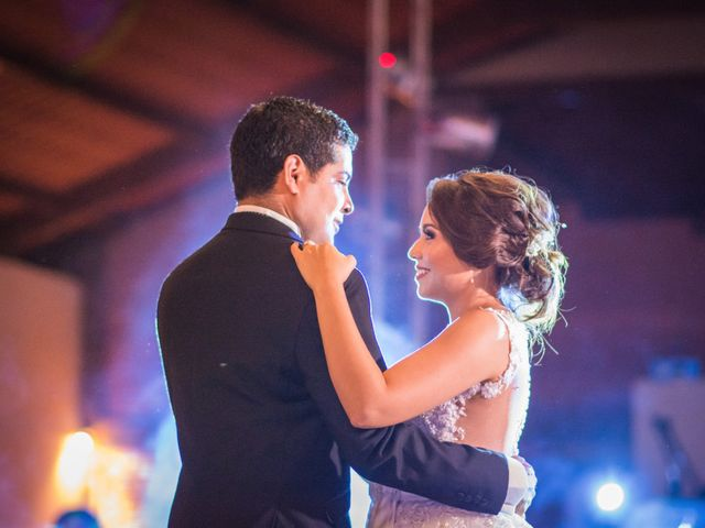 La boda de Mariana y Marcos