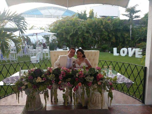 La boda de Maricarmen  y Alejandro