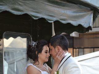 La boda de Dulce Karina  y Rafael  3