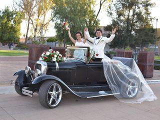 La boda de Dulce Karina  y Rafael