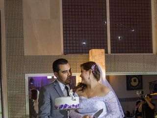 La boda de Yuri y Luis 1