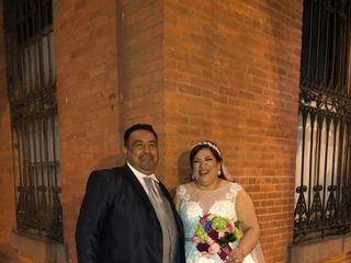 La boda de Karina Castro  y Francisco José Aguilar