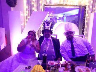 La boda de Karina Castro  y Francisco José Aguilar  3