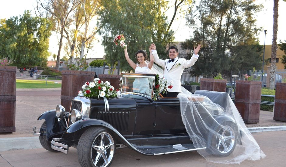 La boda de Rafael  y Dulce Karina  en Aguascalientes, Aguascalientes