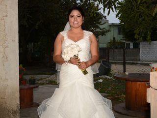 La boda de Cindy  y Israel 1