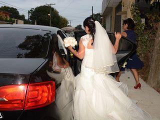 La boda de Cindy  y Israel 2