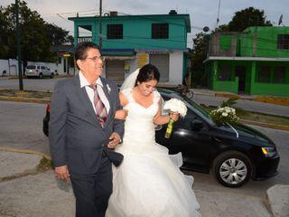 La boda de Cindy  y Israel 3