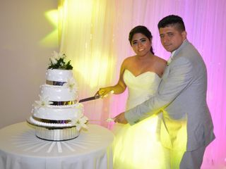 La boda de Cindy  y Israel
