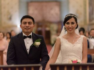 La boda de Ingrid y Eddie
