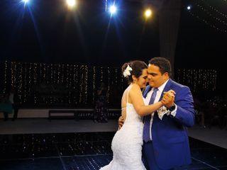 La boda de Ángel  y Dulce