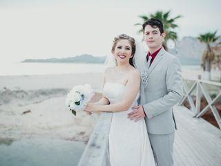 La boda de Liliana y Antonio 2