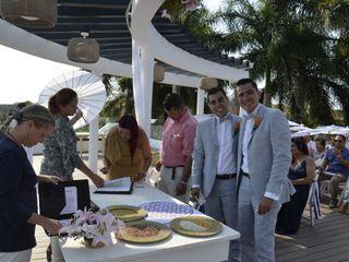 La boda de Sergio y Edgar