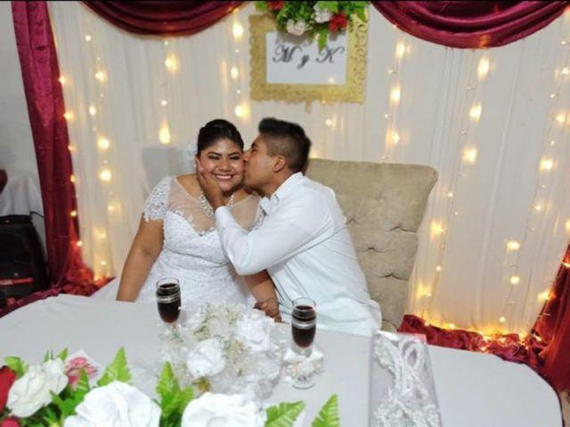 La boda de Keila  y Marcos Eliel