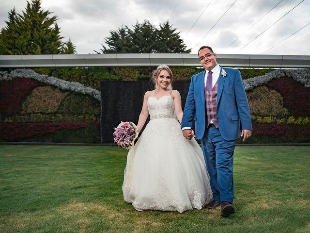 La boda de Melissa y Joshua