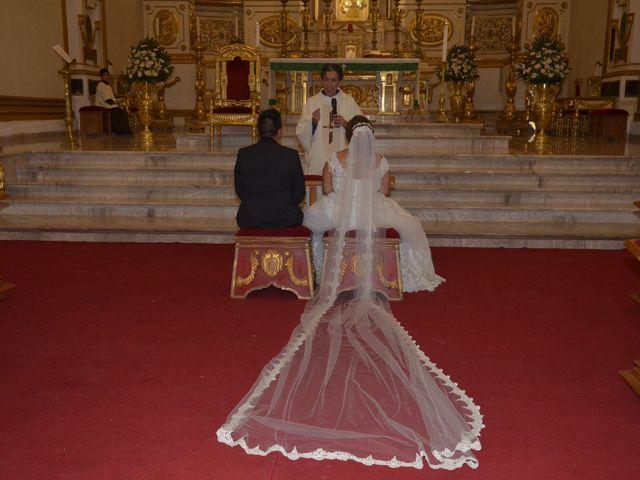La boda de Lorena y Armando