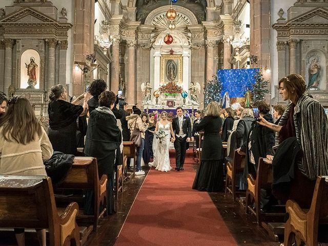 La boda de Roberto y Fer en Querétaro, Querétaro 22