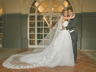 La boda de Mariana y Alfredo