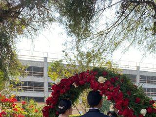 La boda de Andrea  y Guillermo  1