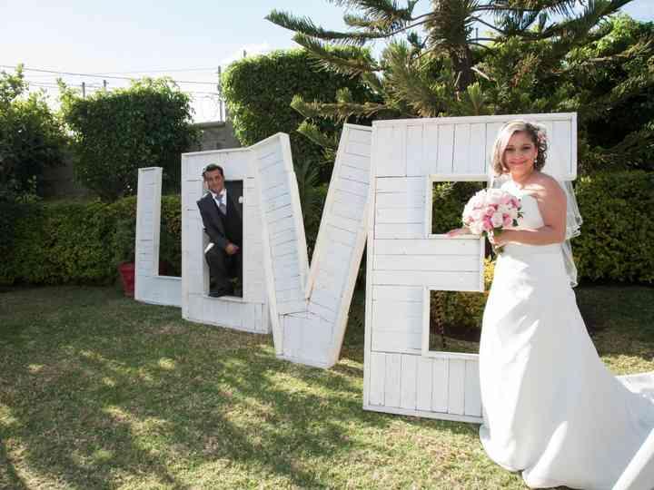 La boda de Ruth y Ivan