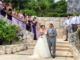 La boda de Cynthia  y Erick 1