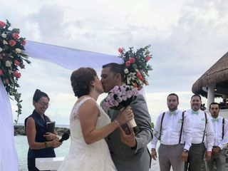 La boda de Cynthia  y Erick 2