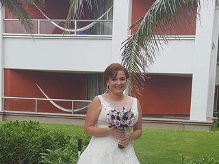 La boda de Cynthia  y Erick 3