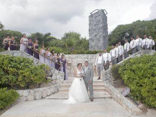 La boda de Cynthia  y Erick