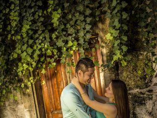 La boda de Lucy y Ricardo 2