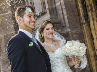 La boda de Lucy y Ricardo