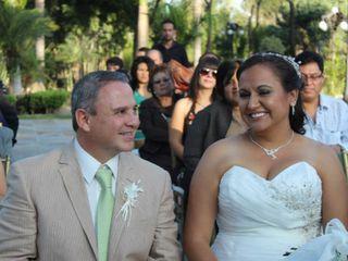 La boda de Nardy y Arturo