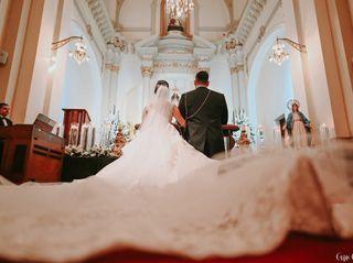 La boda de Karla Priscilla  y Jesus Angel  1