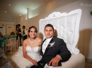La boda de Elena   y Luis